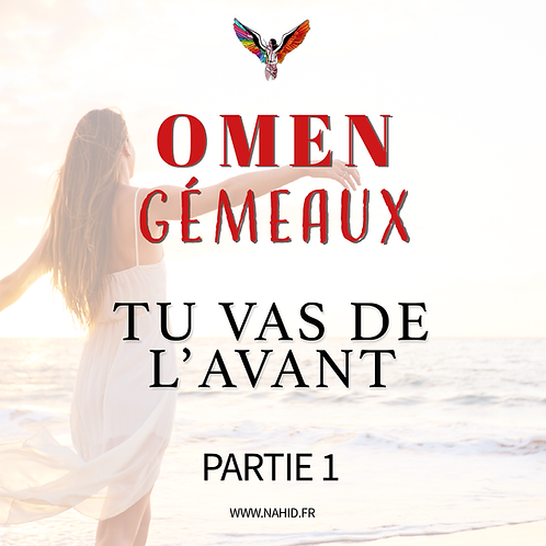 """GÉMEAUX """"Tu vas de l'avant"""" (PARTIE 1)   Les Archives #OMEN"""