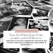 #99 citation tu honoreras ton père et ta