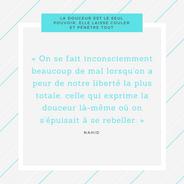 #80 citation La douceur est le seul pouv