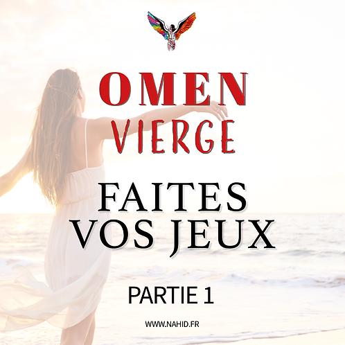 """VIERGE """"Faites vos jeux"""" (PARTIE 1)   Les Archives #OMEN"""