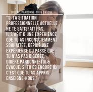 #97 citation DIGÈRE, PARDONNE-TOI & ÉVAC