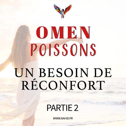 """POISSONS """"Un besoin de réconfort"""" (PARTIE 2)   Les Archives #OMEN"""