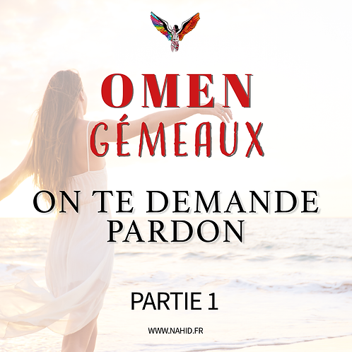 """GÉMEAUX """"On te demande pardon"""" (PARTIE 1)   Les Archives #OMEN"""