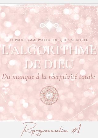 Algorithme de Dieu #1 nahid.fr.pn