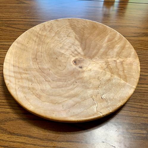 Birch Burl Platter
