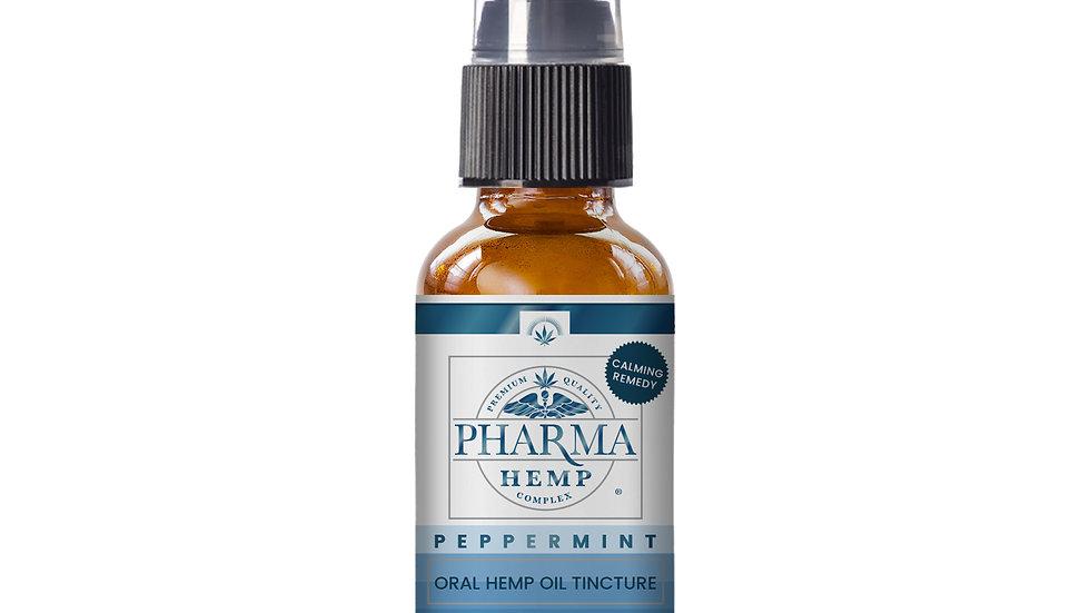 Full Spectrum CBD Oil 1oz Peppermint