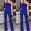 Thumbnail: Jumpsuits Womens Rompers Party Clubwear Wide Leg One Shoulder Jumpsuit