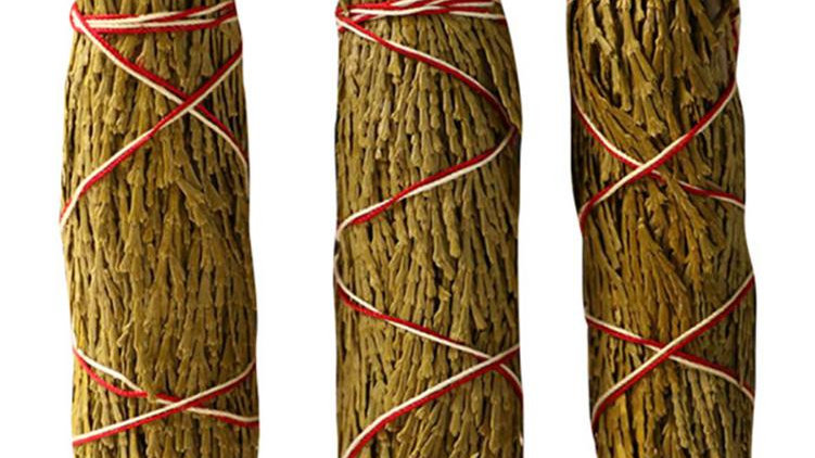 1PCS  Smudge Stick Pure Leaf Wand for Purification Healing Meditation