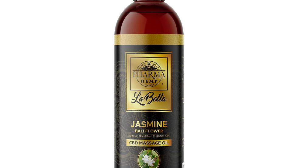 CBD Massage Oil- Jasmine Bali Flower