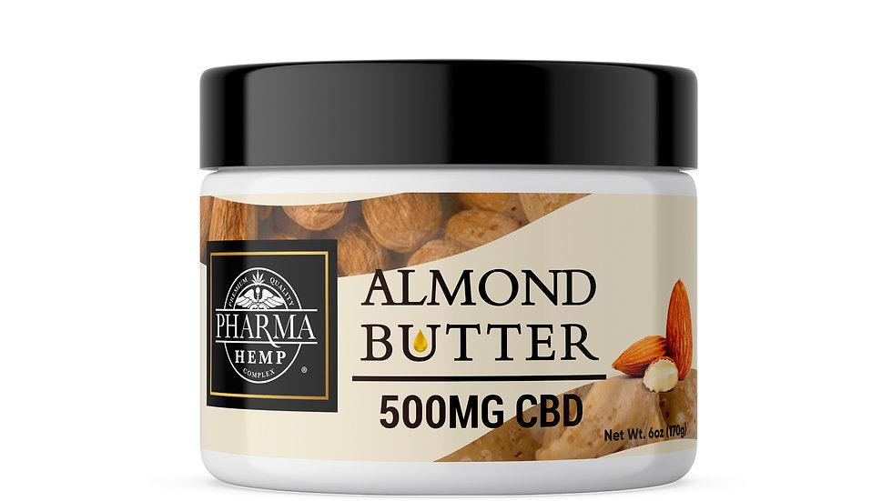 CBD Almond Butter