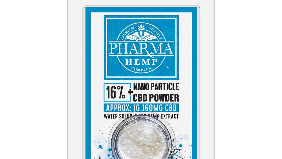 Nano Particle CBD Isolate