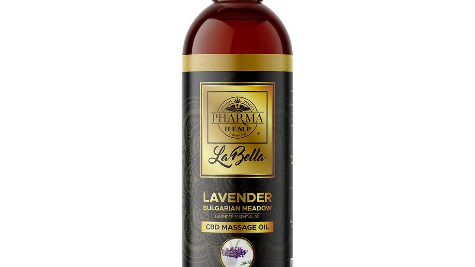 CBD Massage Oil- Lavender