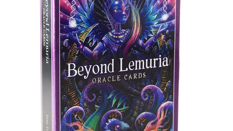 The Latest Oracle Cards Beyond Lemuria Oracle Cards Tarot Cards New Tarot Decks