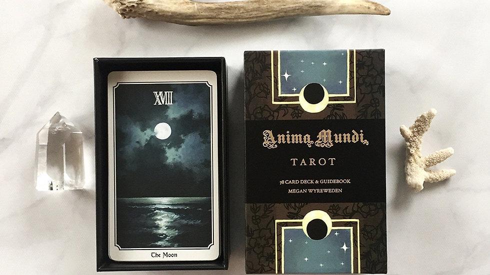 Anima Mundi Tarot Deck 78 Card Deck With Guide Book