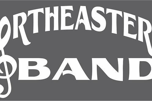 Northeastern Band Decal