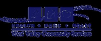 WVCS Logo - 48 Years - Blue Transparent
