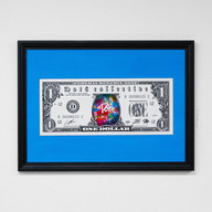 DOTS DOLLAR / BLUE