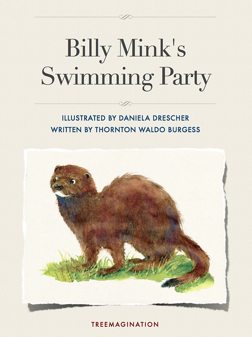 Billy Minks Swimming Party