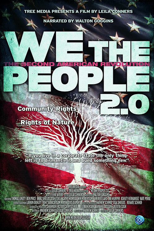 We the People 2.0 DVD