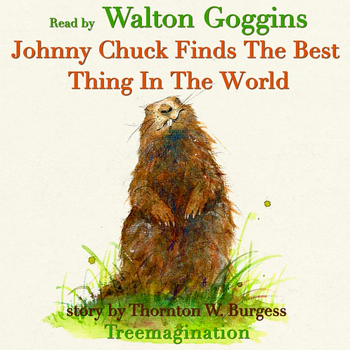 Walton Goggins Reads Johnny Chuck Finds the Best Thing in the World