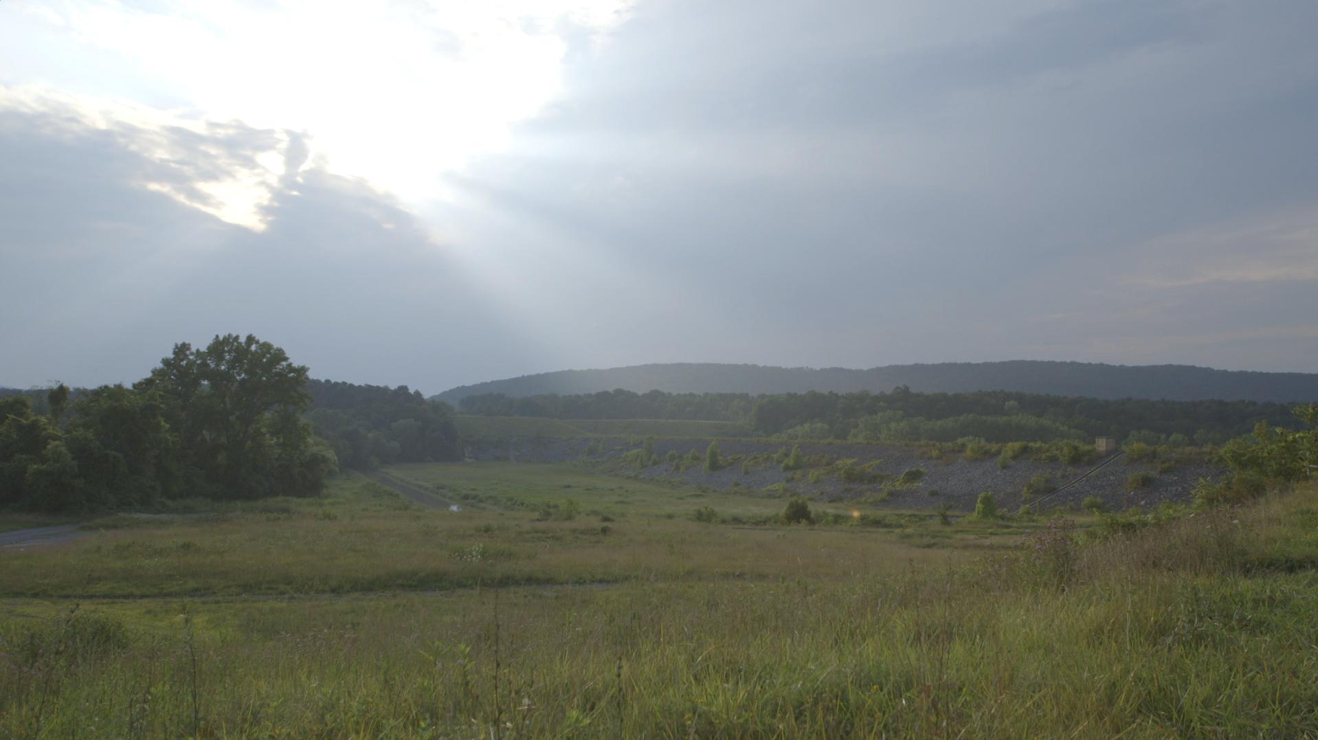 Onondaga at Dawn