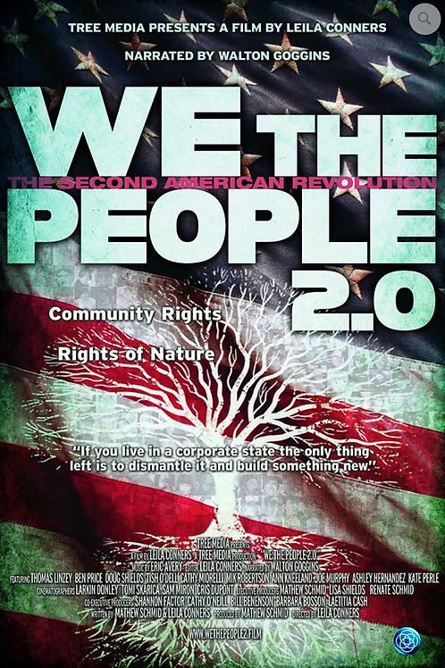 We the People 2.0 Blu Ray