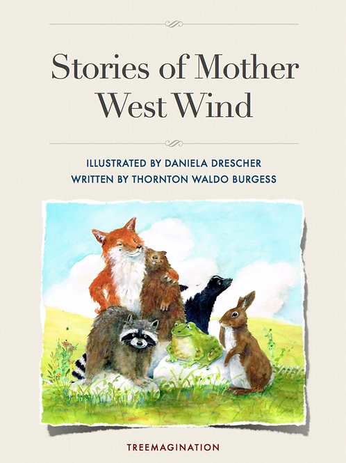 Stories of Mother West Wind
