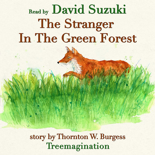 David Suzuki Reads The Stranger in the Green Forest