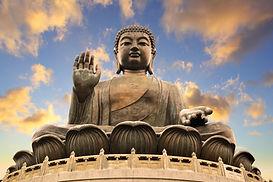 HONG KONG Tian Tan Buddha iStock-1529856