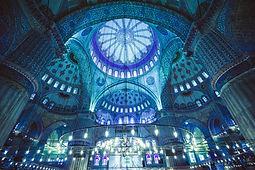 TURKEY Istanbul Blue Mosque iStock-48519