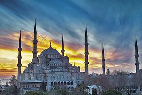 TURKEY Istanbul Hagia Sophia iStock-4867