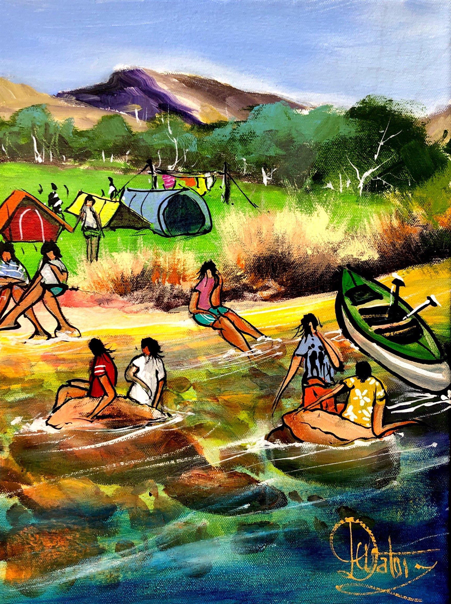 Camp Carry On II