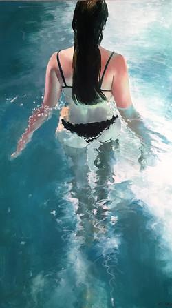 Entrance into Aqua