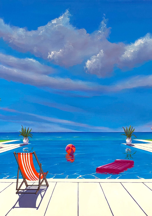 Meet You at the Pool by Janette Drysdale