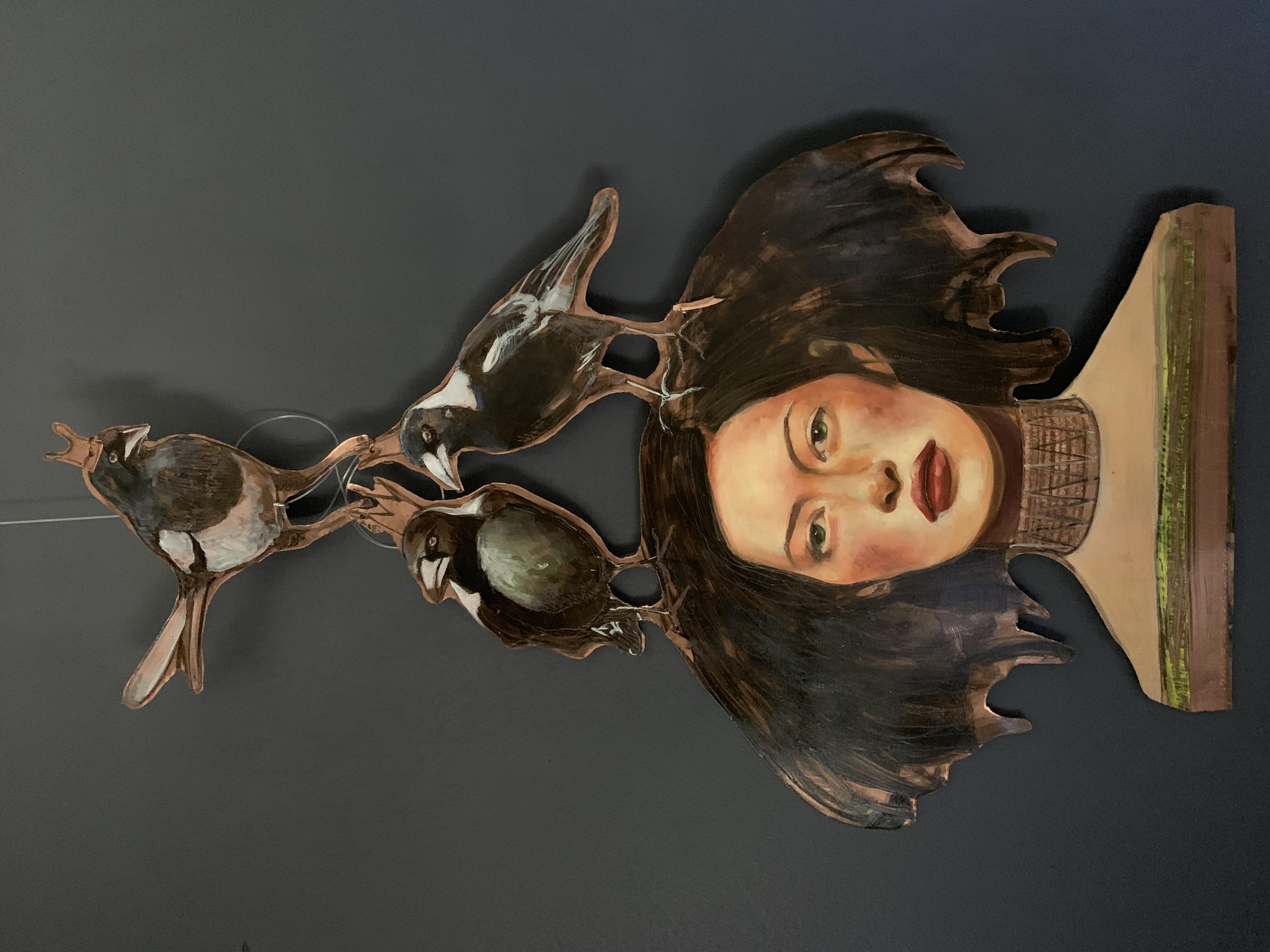 Magpie Maiden