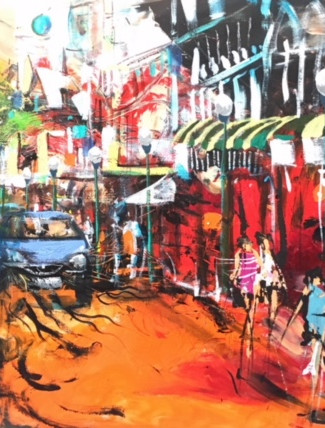 Freo Street Scene