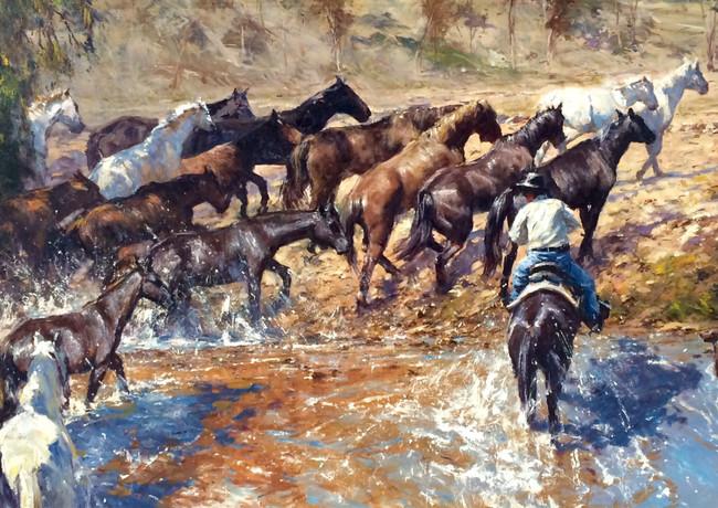 Muddy Crossing