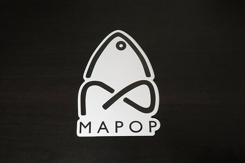 MaPop Fishing Stickers