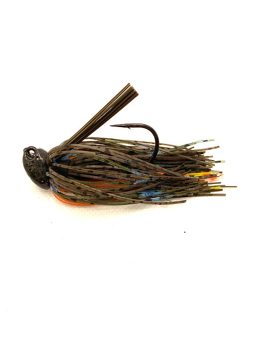 1/2 OZ BLUEGILL - JIG AND SKIRT