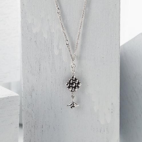 Necklace FALLEN FLOWER