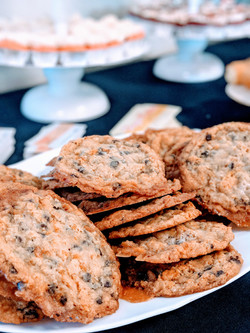 Salted Crunch Cookies