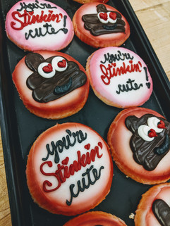 Stinkin Cute Set Sugar Cookie