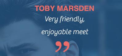 TOBY MARSDEN