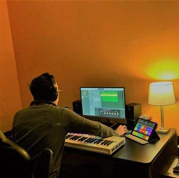 Working on Logic Pro X