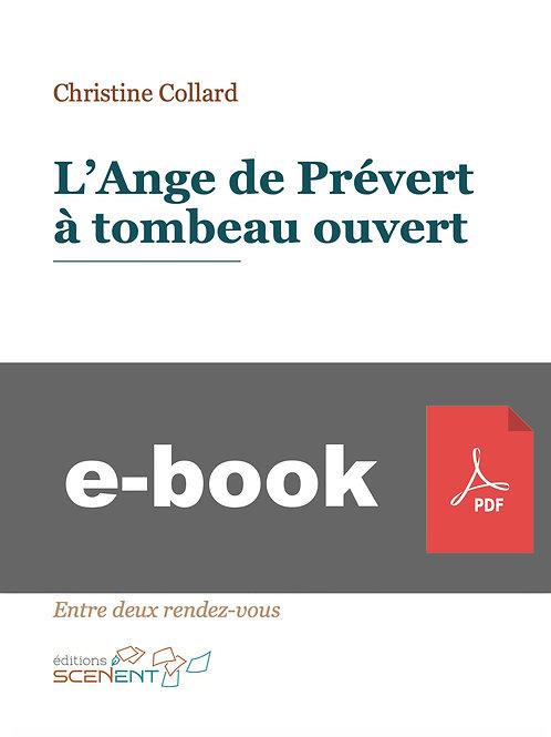 L'Ange de Prévert à tombeau ouvert - pdf