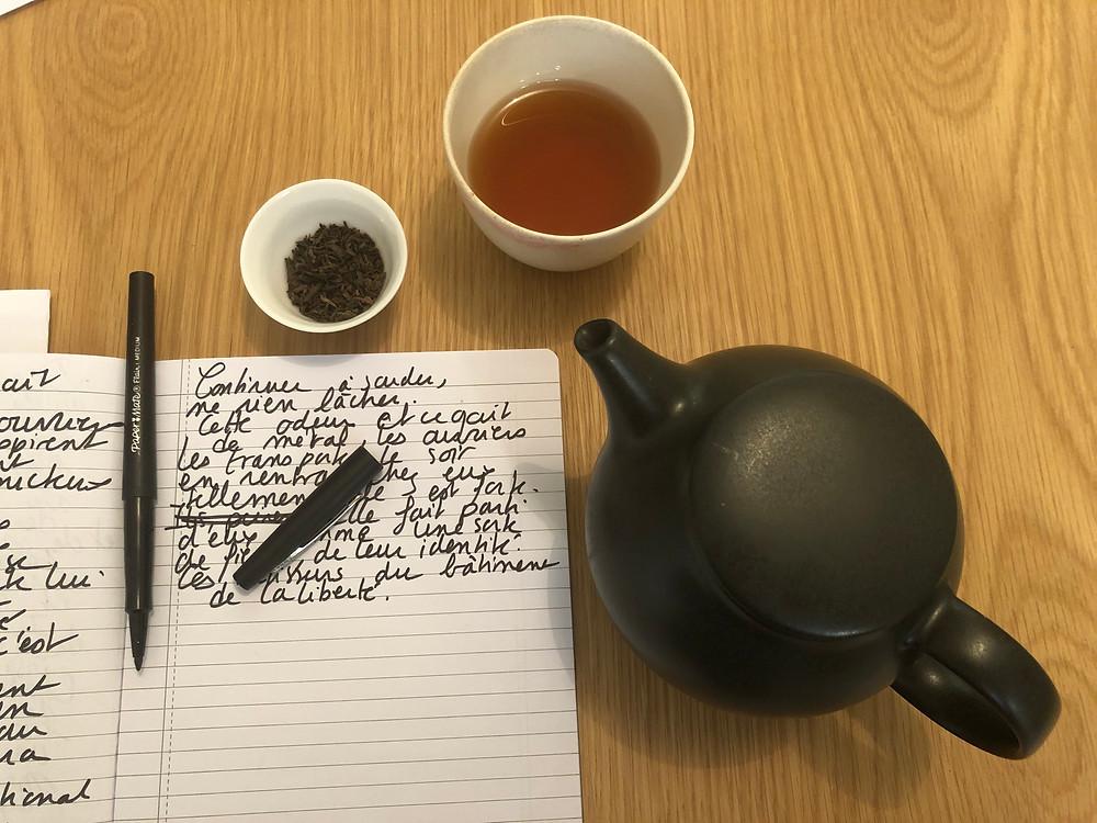 Un éditeur propose des ateliers d'écriture