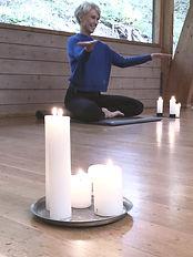 Bente Helene Schei, yogalærer