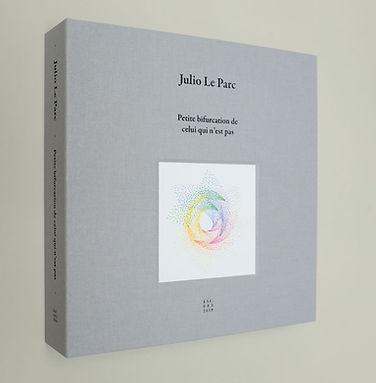 JULIO LE PARC BOOK