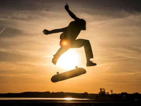 Do a Kickflip!