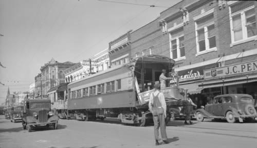 Sherman TE car 1946 Denver Public Library